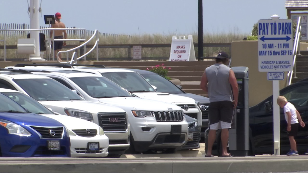 Bethany Beach Parking
