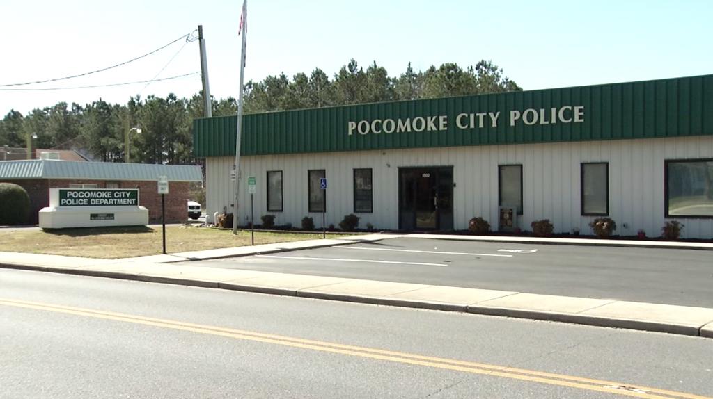 Pocomoke Police