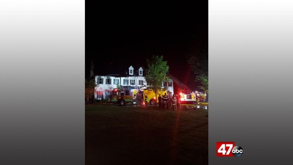1280 St. Michaels Fire