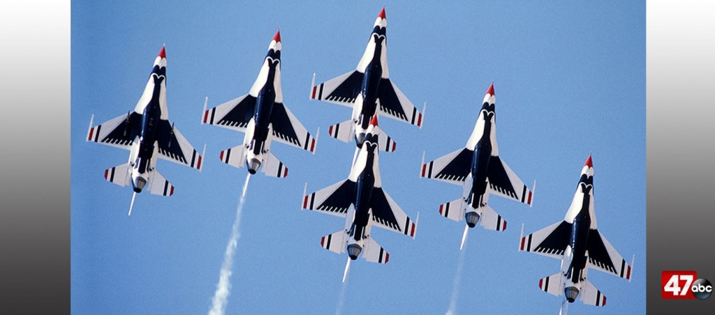 1280 Thunderbirds