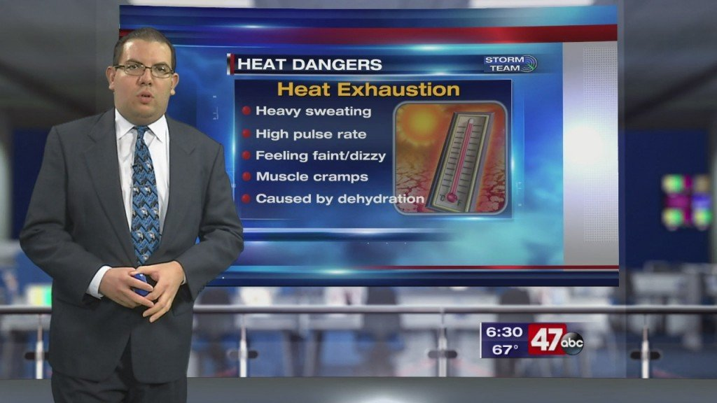 Weather Tidbits: Heat Dangers