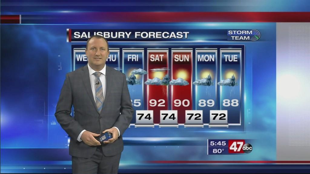 Evening Forecast Video 7.7.20
