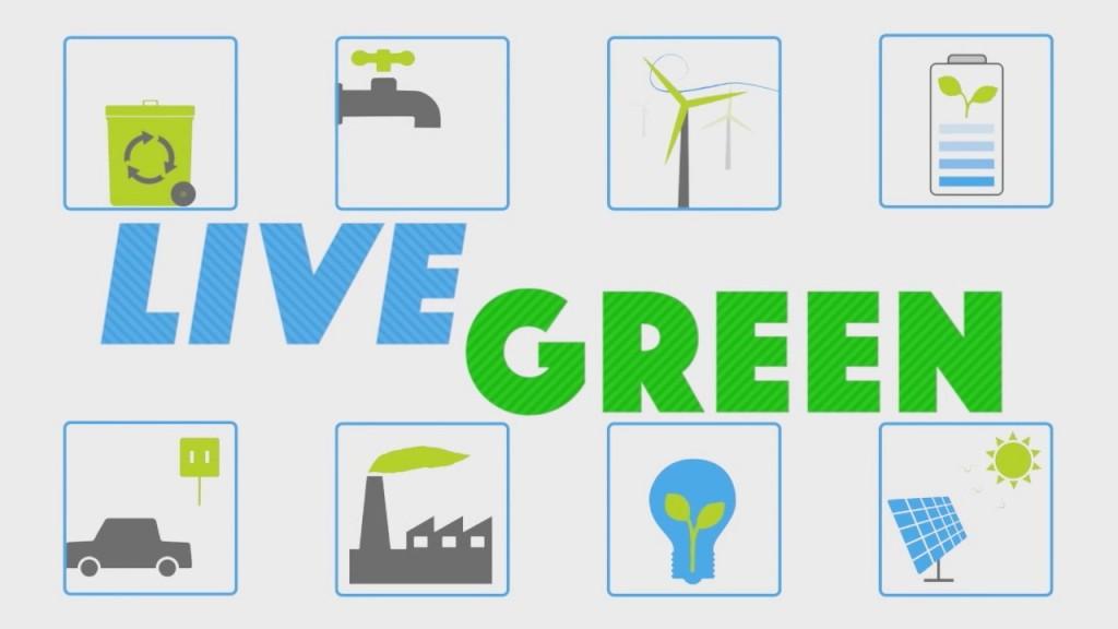 Live Green 07/08