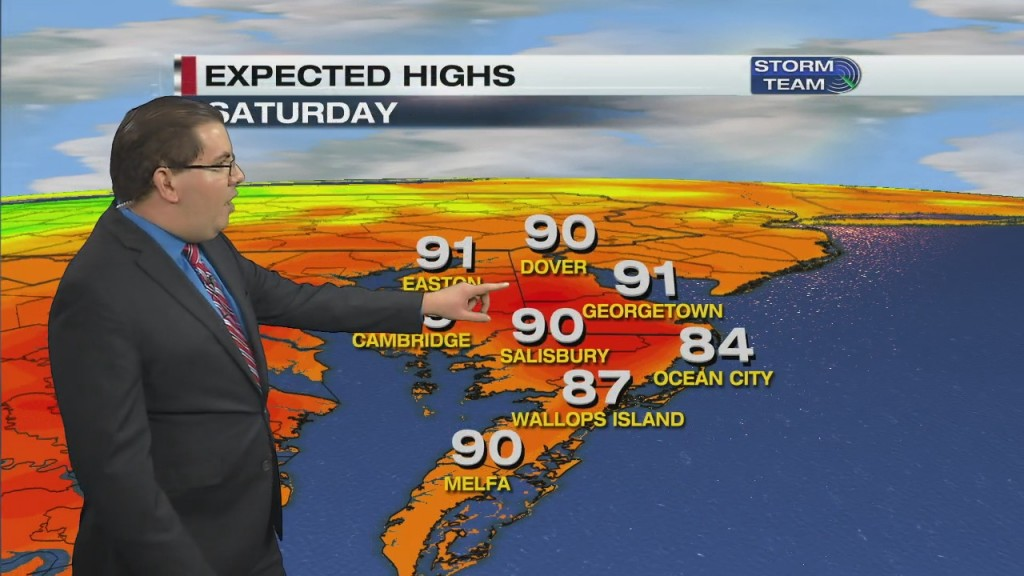 Morning Forecast Video 7.11.20