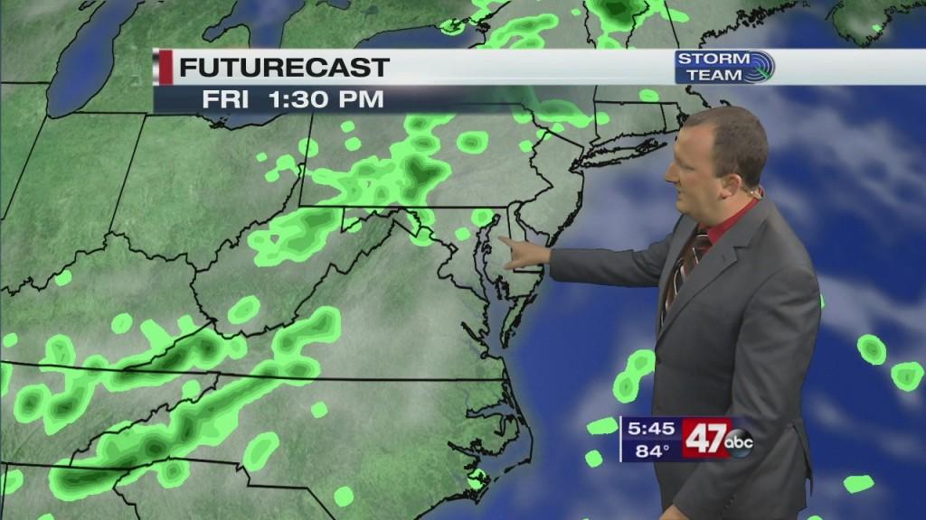 Evening Forecast Video 7.15.20