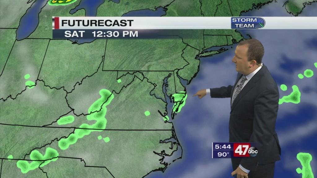 Evening Forecast Video 7.17.20