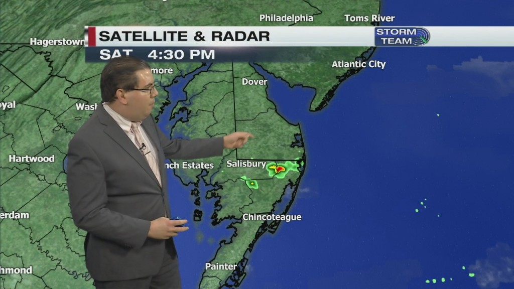Evening Forecast Video 7.18.20