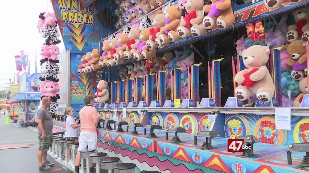 Delaware State Fair Games