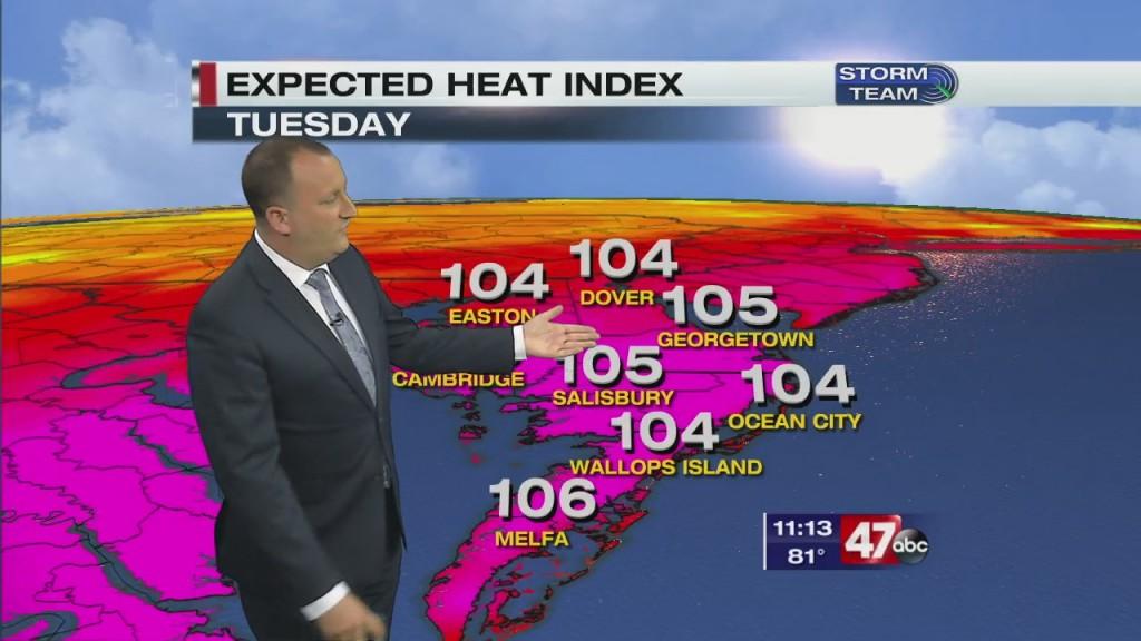 Overnight Forecast Video 7.27.20