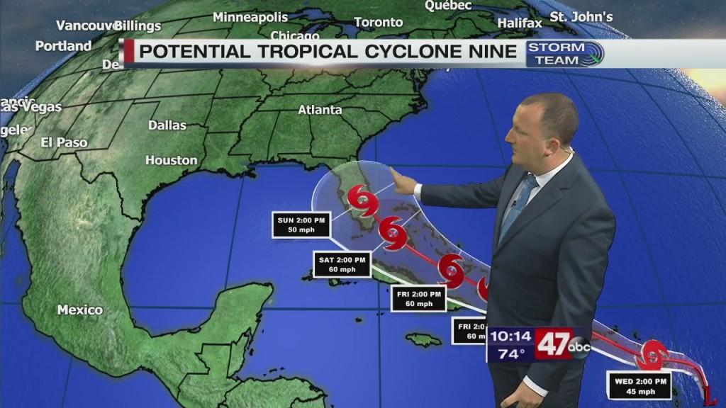 Overnight Forecast Video 7.28.20