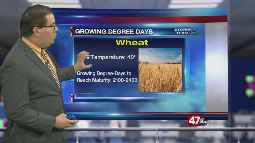 Weather Tidbits: Growing Degree Days