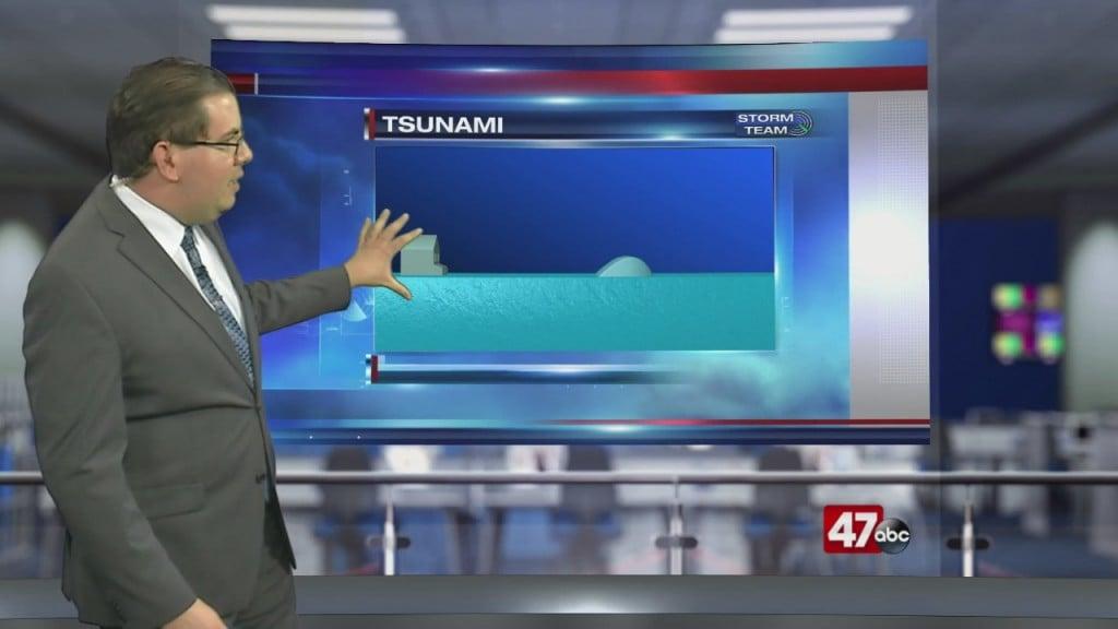 Weather Tidbits: Tsunami
