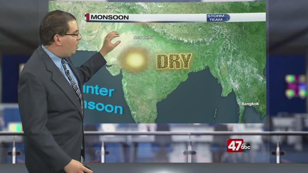 Weather Tidbits: Monsoon