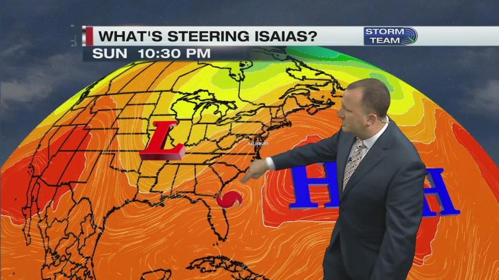 Evening Forecast Video 7.31.20