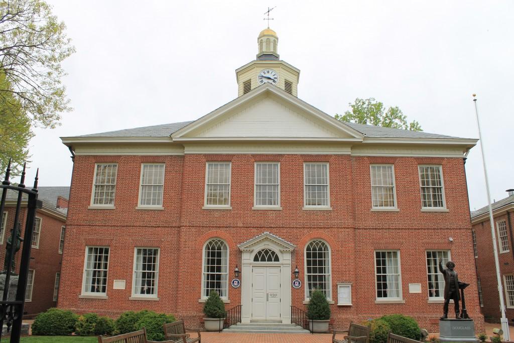 Talbot Court House
