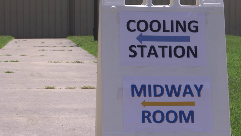 Wicomico Cooling Center