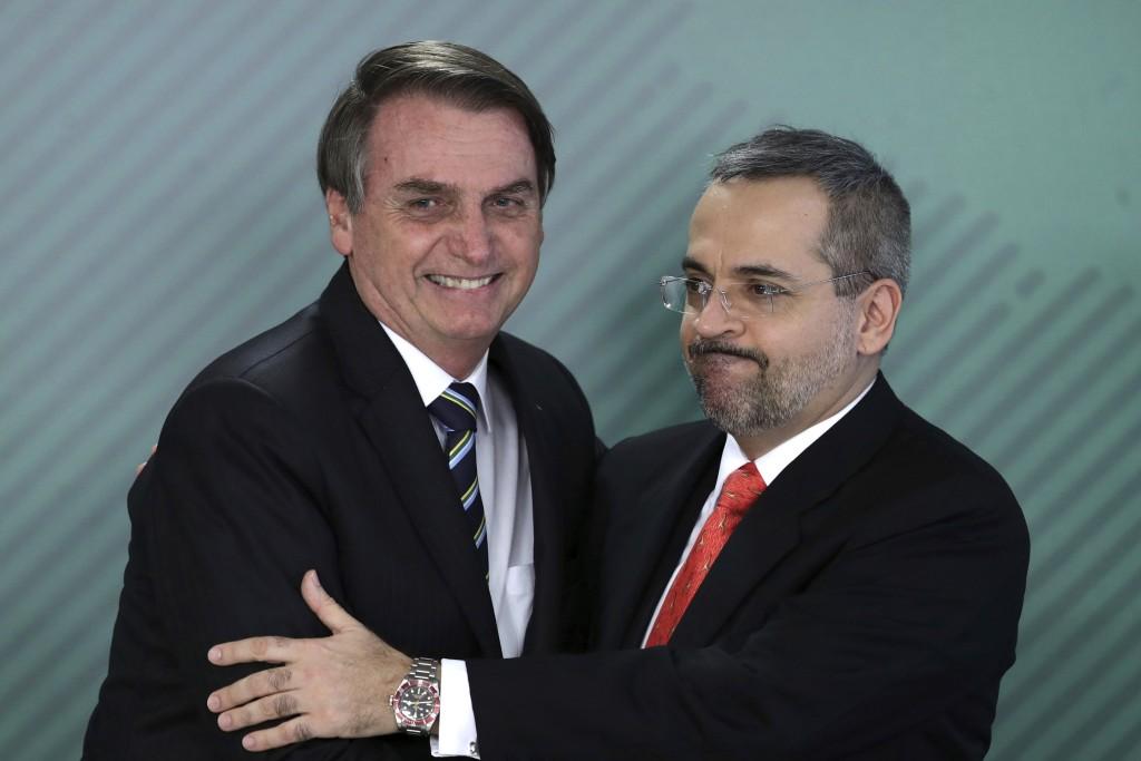 Jair Bolsonaro, Abraham Weintraub