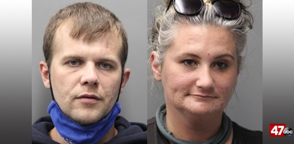1280 Harrington Theft Arrest