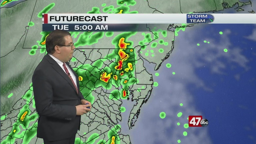 Overnight Forecast Video 8.2.20