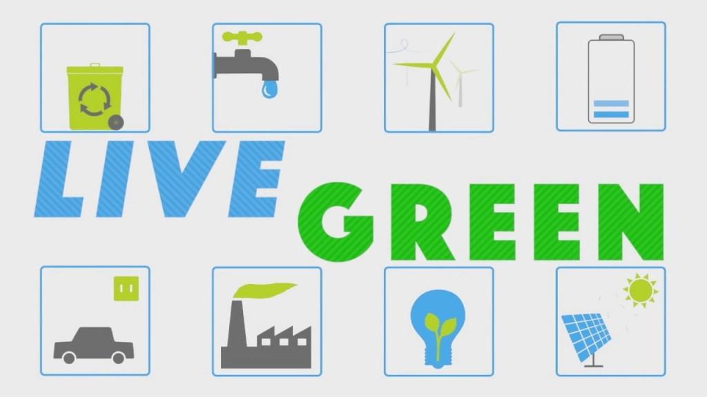 Live Green 0805