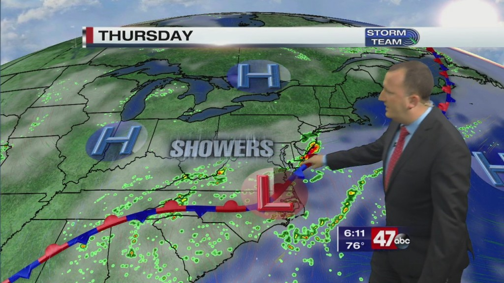 Evening Forecast Video 8.5.20