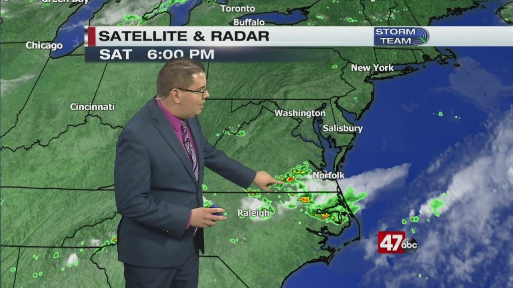 Evening Forecast Video 8.8.20