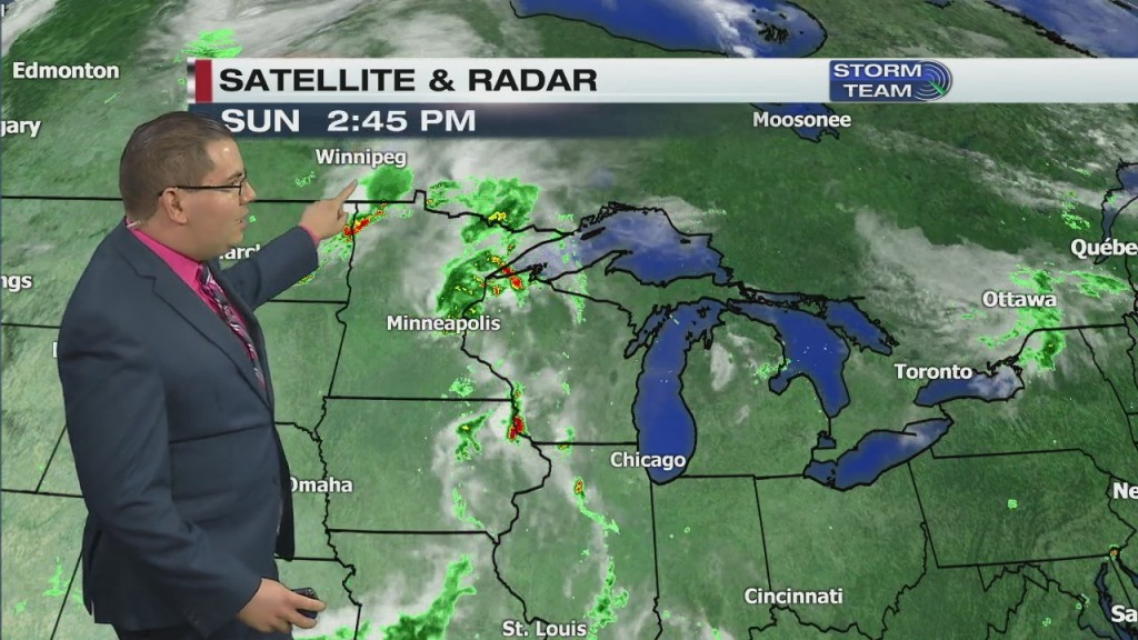 Evening Forecast Video 8.9.20