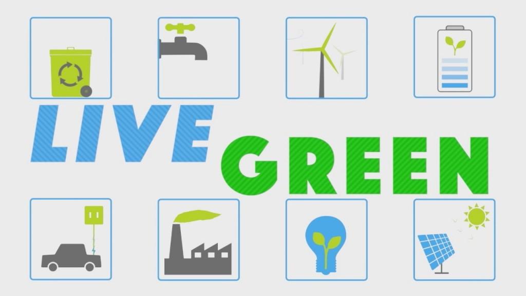 Live Green 08.12