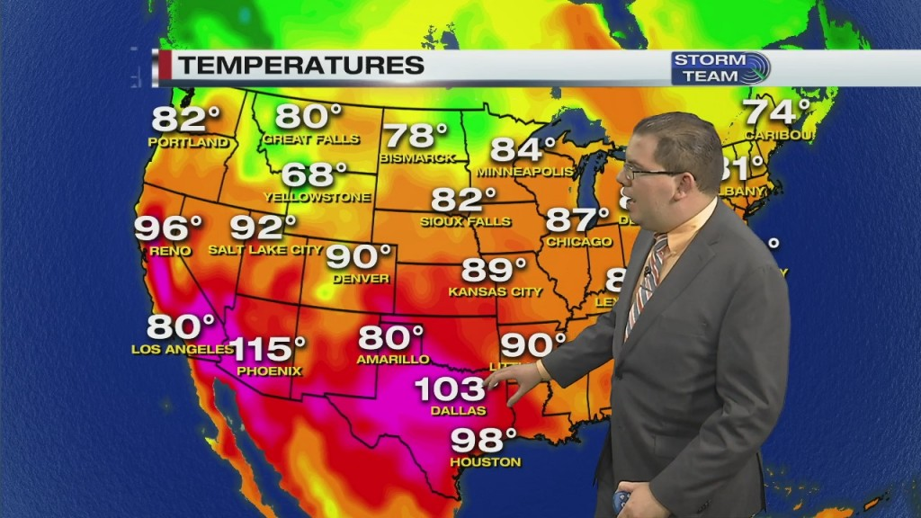 Evening Forecast Video 8.14.20