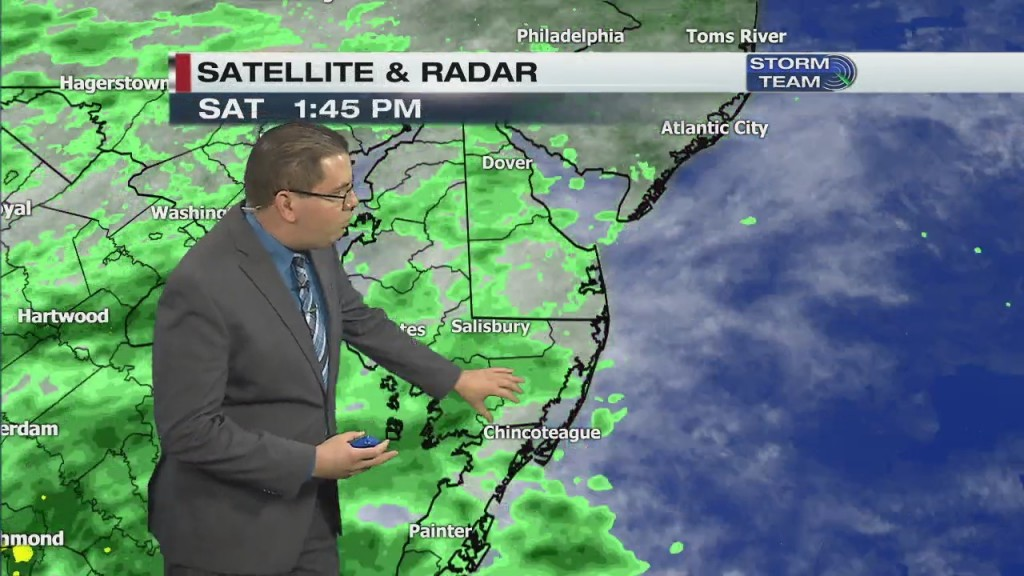 Evening Forecast Video 8.15.20