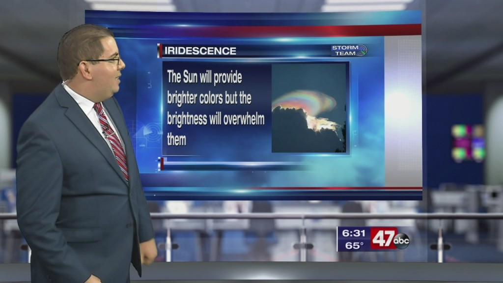 Weather Tidbits: Iridescence