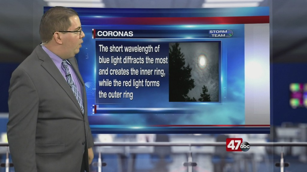 Weather Tidbits: Corona