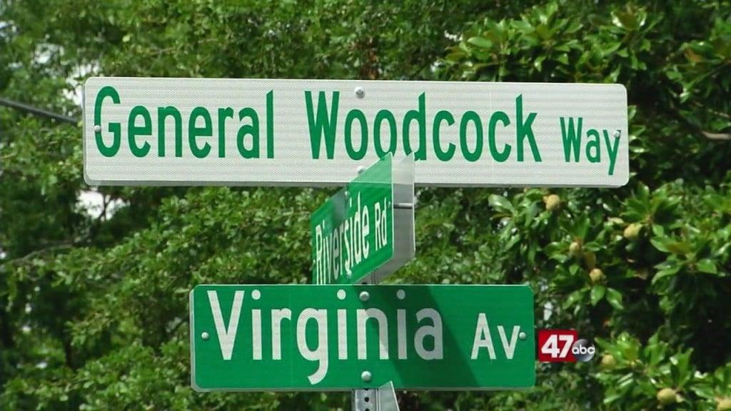 "City Dedicating ""woodcock Way"""