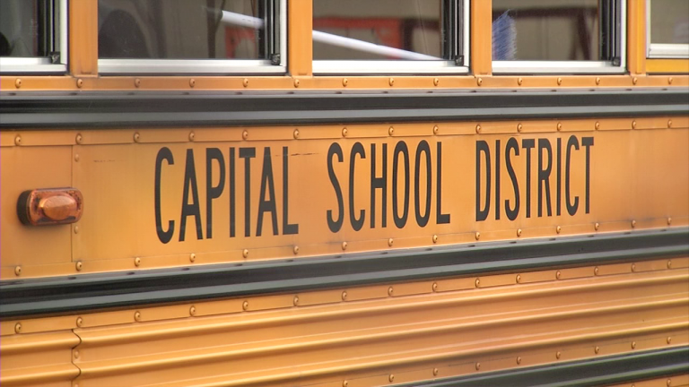 Capital School District Buses