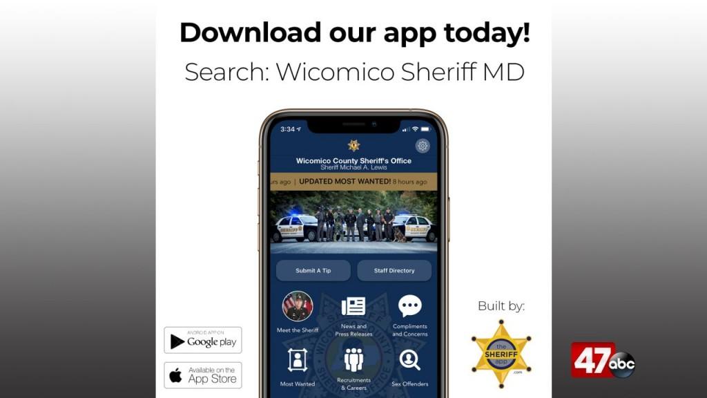 1280 Sheriff App