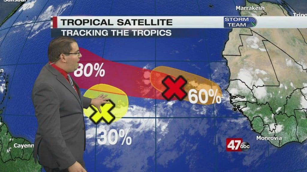 Evening Forecast Video 9.4.20