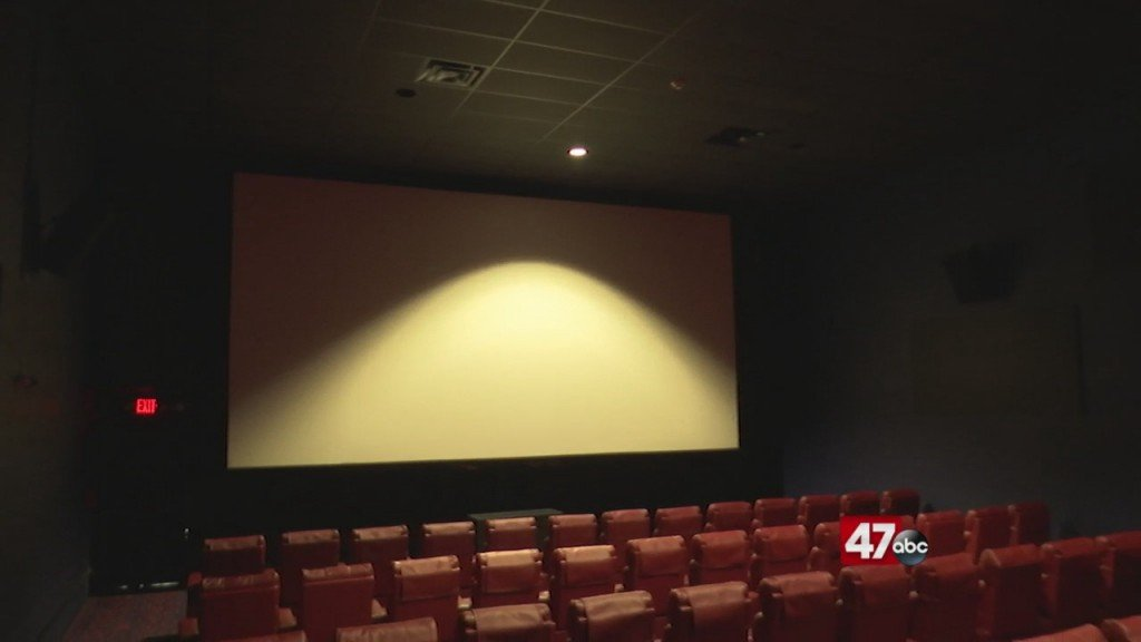 Theaters Opening At 75% Capacity