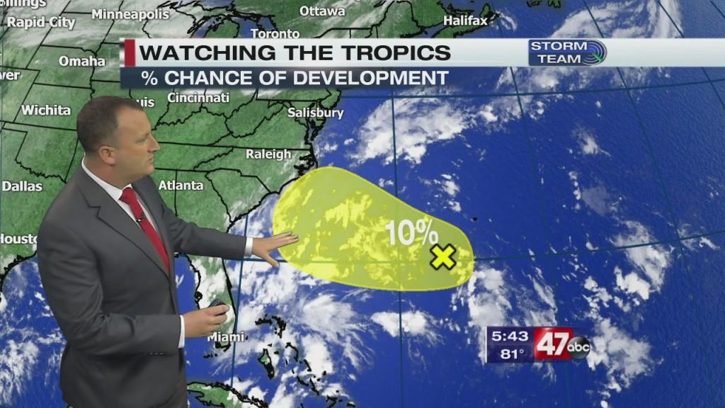 Evening Forecast Video 9.7.20