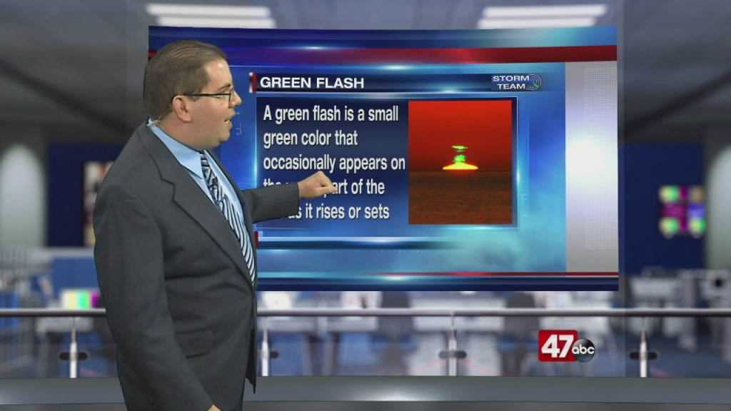 Weather Tidbits: Green Flash