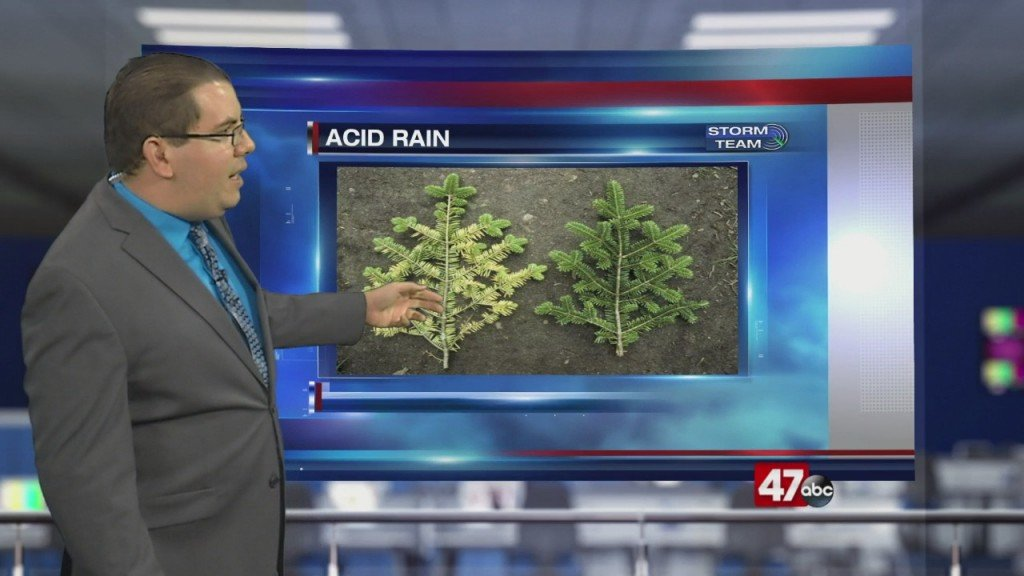 Weather Tidbits: Acid Rain