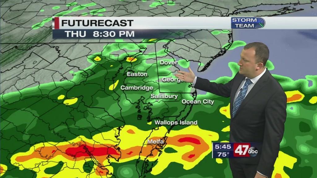 Evening Forecast Video 9.16.20