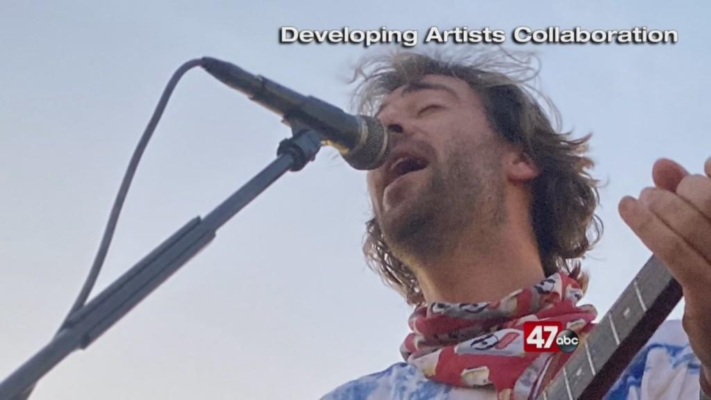 Developing Artist Collab. Extends Event