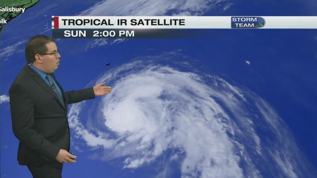 Evening Forecast Video 9.20.20