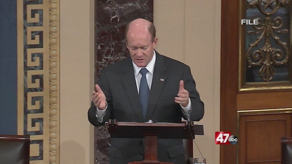 Coons Weighs In On Sc Nom Process
