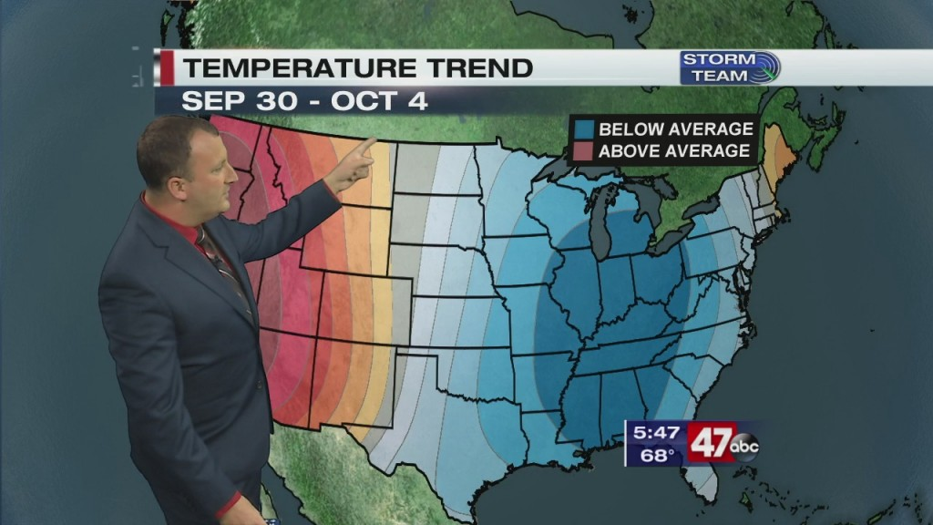 Evening Forecast Video 9.24.20