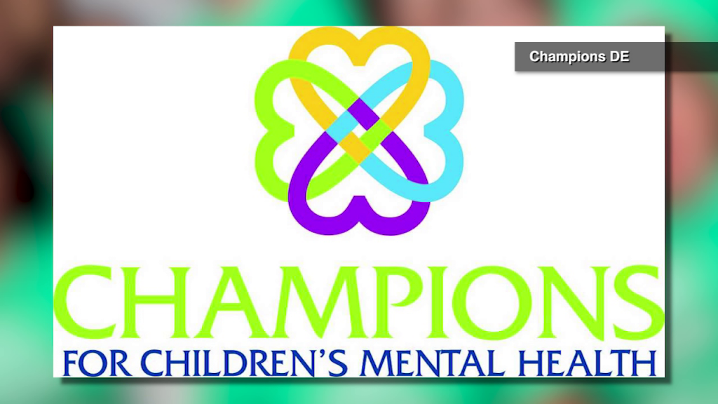 Champions For Children's Mental Health