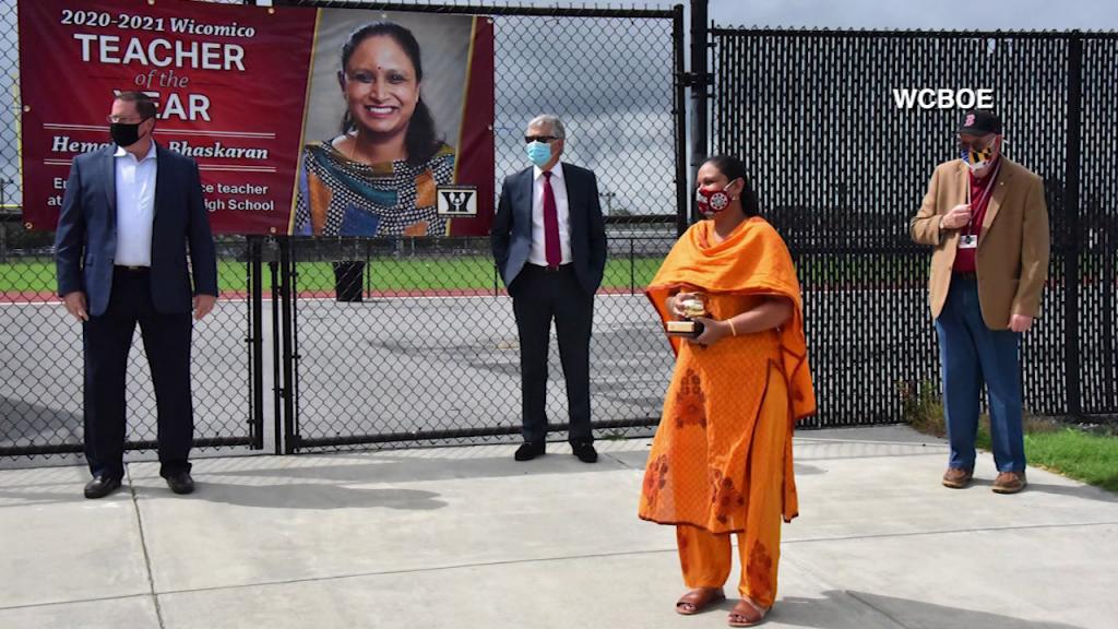Hemalatha Bhaskaran