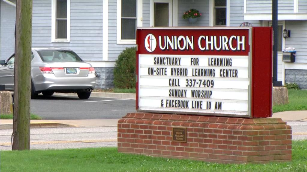 Union United Methodist Church Bridgeville