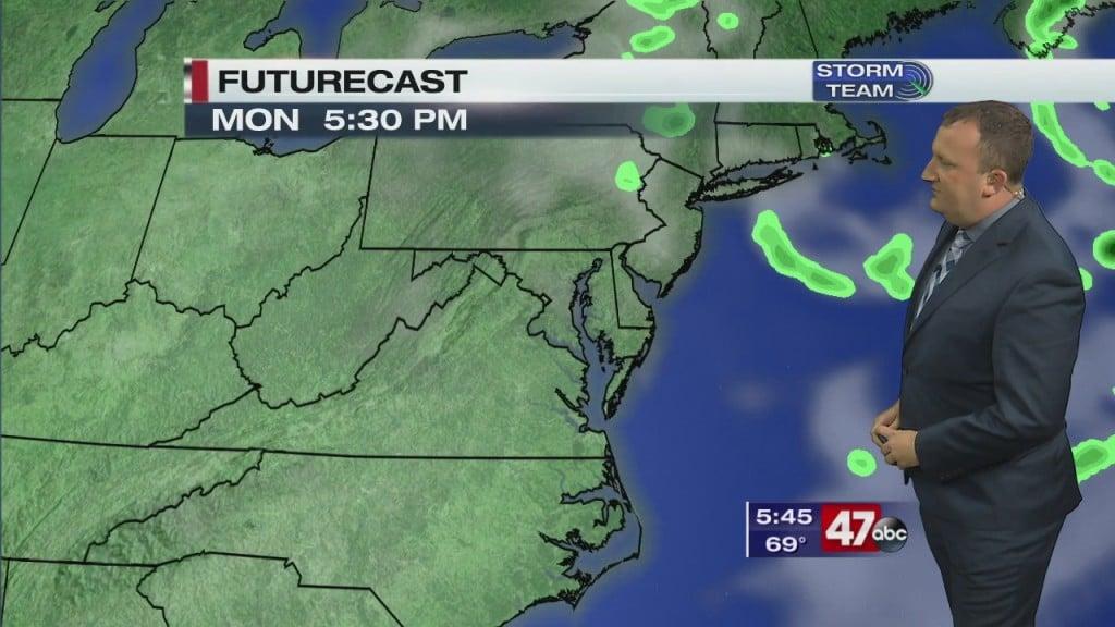 Evening Forecast Video 10.5.20