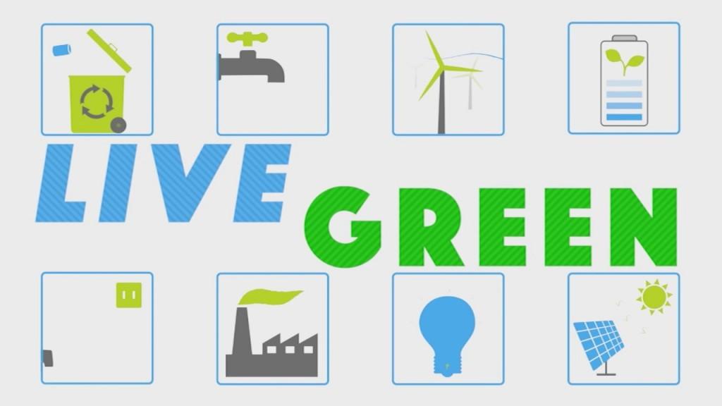 Live Green 10.7.20